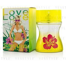 Parfums Love Love - Sun and Love Eau De Toilette Spray