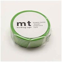mt - mt Masking Tape : mt 1P Border Green