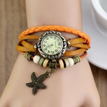 Bingle - Beaded Braided Strap Bracelet Watch
