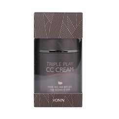 VONIN - Triple Play CC Cream (For Men) 50ml