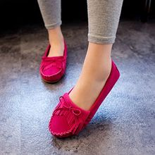 Pixie Pair - Bow Loafers