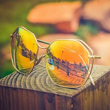 FaceFrame - Mirrored Sunglasses