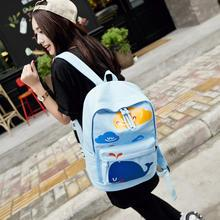 VIVA - Cartoon Print Backpack