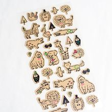 Tivi Boutique - Animal Stickers