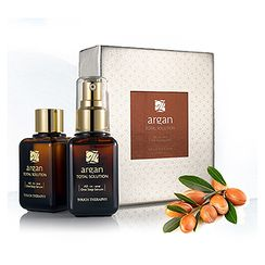 Kwailnara - Set of 2: Touch Therapy Argan Total Solution 50ml