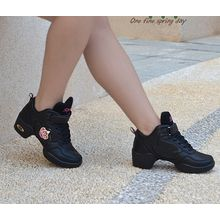 Danceon - Genuine Leather Dance Sneakers