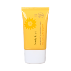 Innisfree - Perfect UV Protection Cream Long Lasting SPF50+ PA+++ (For Oily Skin)