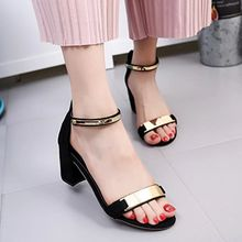 Pixie Pair - Block Heel Sandals