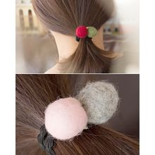 Miss21 Korea - Pompom Elastic Hair Tie