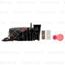Calvin Klein - MakeUp Set With Brown Cosmetic Bag