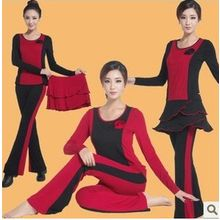 AUM - Dance Set: Top + Pants + Skirt