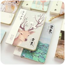Momoi - Deer Notebook (S)
