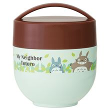 Skater - My Neighbor Totoro Thermal Café Bowl Lunch Box (Blue)