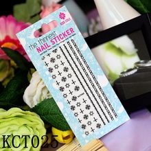 Nailit - Nail Sticker (KCT025)