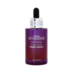 Missha 謎尚 - Time Revolution Night Repair Science Activator Ampoule 50ml