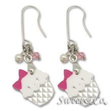 Sweet & Co. - Swarovsk Miss Cupcake Earrings