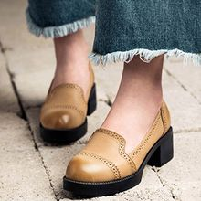 MIAOLV - Brogue Pumps