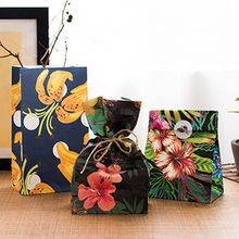 Homey House - Floral Print Gift Bag