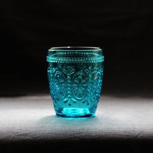 Timbera - Relief Glass Cup