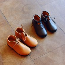 BOOM Kids - Kids Genuine Leather Ankle Boots