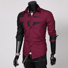 Fireon - Color Block Shirt