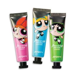 peripera - Power Up Hand Cream 30ml (Powerpuff Girls Edition)
