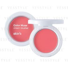 SKIN79 - Color Muse Cream Blusher (#CR02 Lovely Coral)