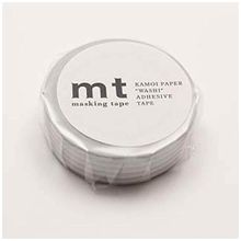 mt - mt Masking Tape : mt 1P Border Silver