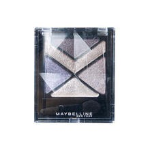 Maybelline New York - Hyper Diamonds 5-Color Eyeshadow (#WN-1)