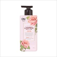 ON: THE BODY - Cashmere Perfume Sweet Love Body Lotion 400ml