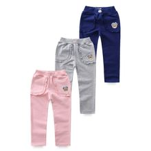 BINPAW - Kids Ruffle Trim Sweatpants