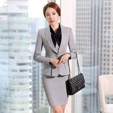 Princess Min - Jacket / Tie-Neck Blouse / Pencil Skirt / Slim-Fit Pants