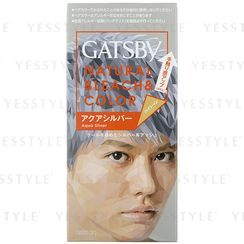 Mandom - Gatsby Natural Bleach & Color (Aqua Silver)