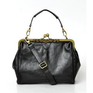59 Seconds - Kiss-Lock Satchel