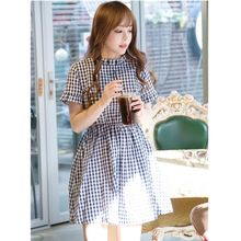 Dowisi - Gingham Mini Dress