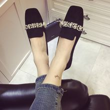 Crystella - Embellished Loafers