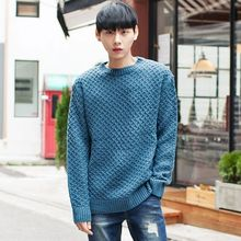 TOMONARI - Wool Blend Waffle-Knit Top