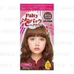 DARIYA 黛莉亚 - Palty Foam Pack Hair Color (Raw Chocolate Waffle)