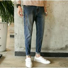 Bestrooy - Side Zip Jeans