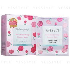 My Beauty Diary - Rose Moisturizing Essence Mask