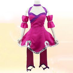 Cosgirl - King of Glory Cosplay Costume