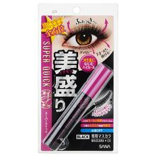 SANA - Super Quick Mascara EX (Black)