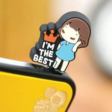 Tivi Boutique - Cartoon Earphone Plug