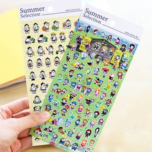 Homey House - Japanese PVC Stickers