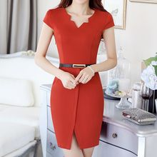 Day Away - Cap-Sleeve Sheath Dress