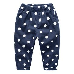Kido - Kids Dotted Pants