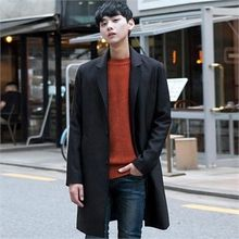 TOMONARI - Notched-Lapel Single-Breasted Cotton Coat