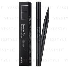 SKIN79 - Wonder Fix Brush Eyeliner (#01 Black)