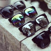 Lose Show - Square Mirrored Sunglasses