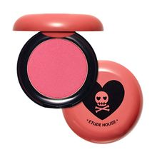 Etude House - Pink Skull Cream Blusher